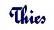 Logo Thies